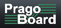 Link to web site of Pragoboard