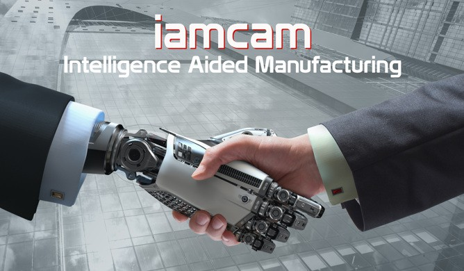 iamcam: Intelligence Aided Manufacturing